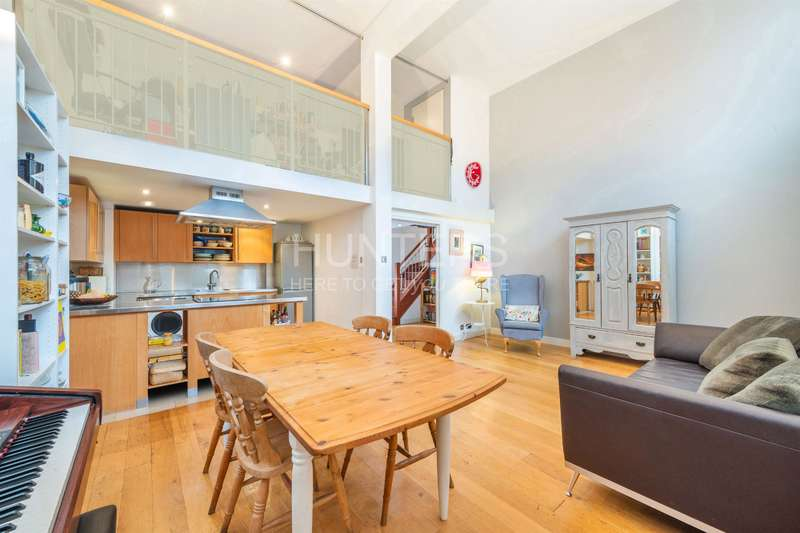 2 Bedrooms Flat for sale in Oppidan Apartments, Linstead Street, West Hampstead, NW6