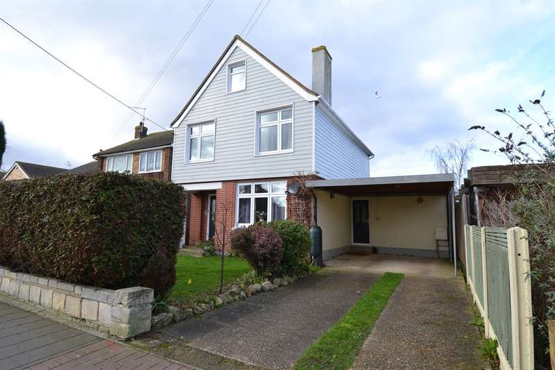 4 Bedrooms Detached House for sale in St Swithins Road, Tankerton, WHITSTABLE