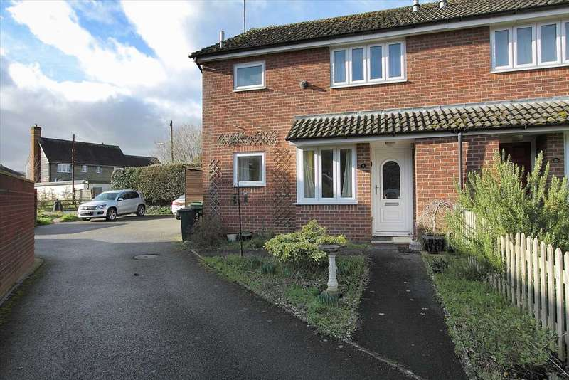 1 Bedroom Terraced House for sale in Hartley Meadow, Whitchurch