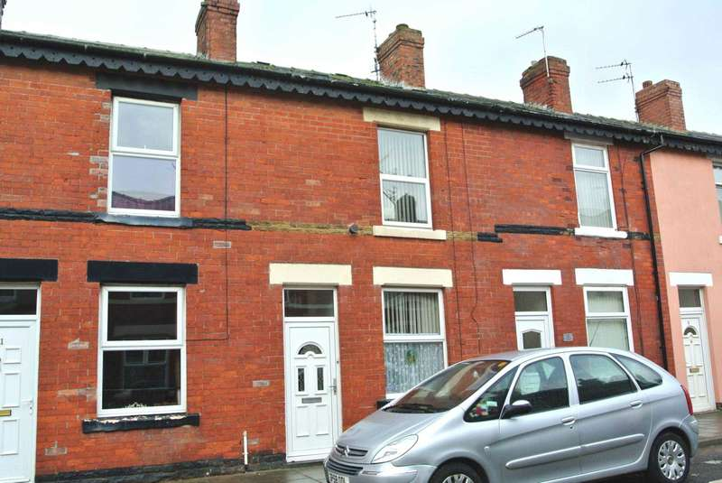 2 Bedrooms Terraced House for sale in Moon Avenue, Blackpool, FY1 6EH
