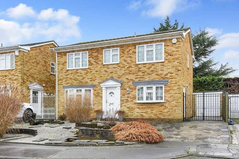 4 Bedrooms Detached House for sale in Dorado Gardens, Orpington, Kent, BR6 7TD