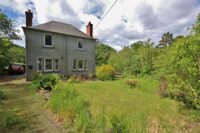 3 Bedrooms Detached House for sale in Ettrickbridge, SELKIRK, Scottish Borders