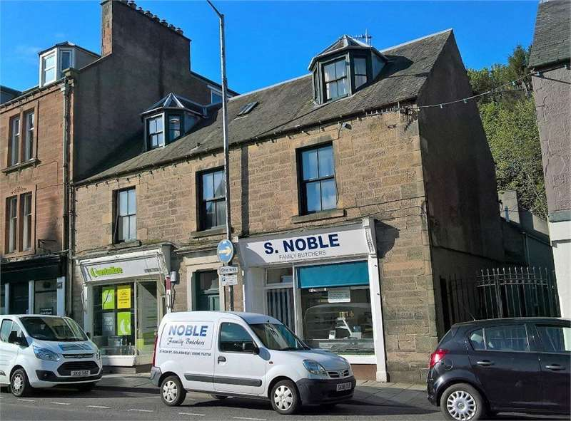 End Of Terrace House for sale in 17-21, High Street, Galashiels, Selkirkshire, Scottish Borders