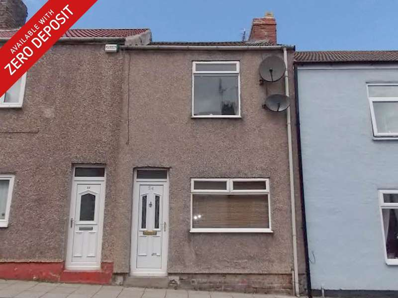 2 Bedrooms Terraced House for rent in Craddock Street, Spennymoor