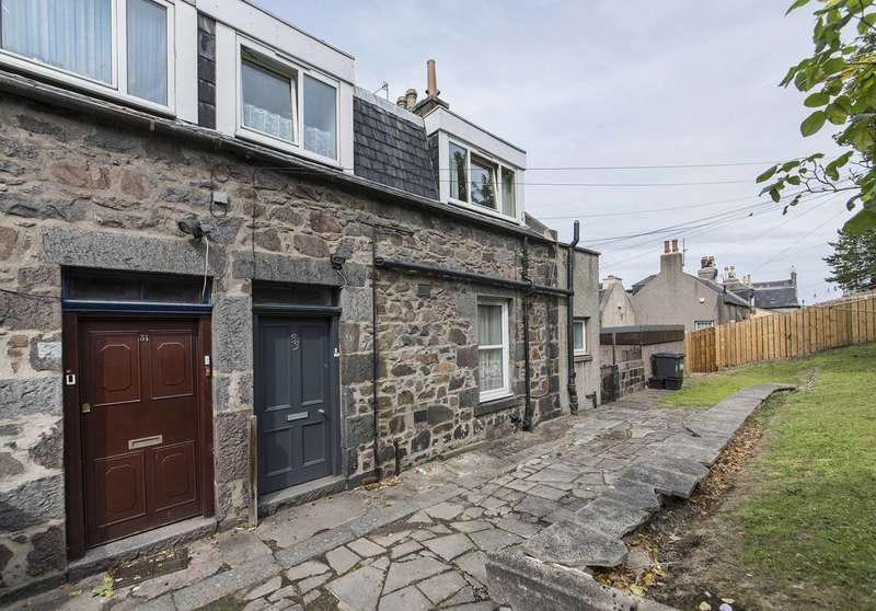 1 Bedroom Flat for sale in Mansefield Road, Aberdeen, AB11 9QN