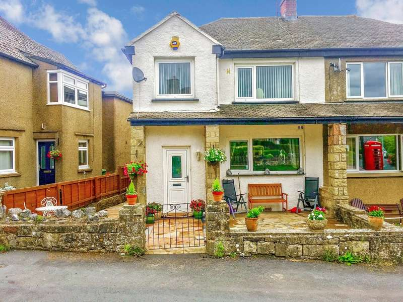 4 Bedrooms Semi Detached House for sale in Pembroke, Kirkby Stephen