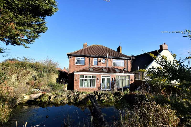 """4 Bedrooms Detached House for sale in """"Braehead"""" Church Walk, Easington Village, County Durham, SR8 3BW"""