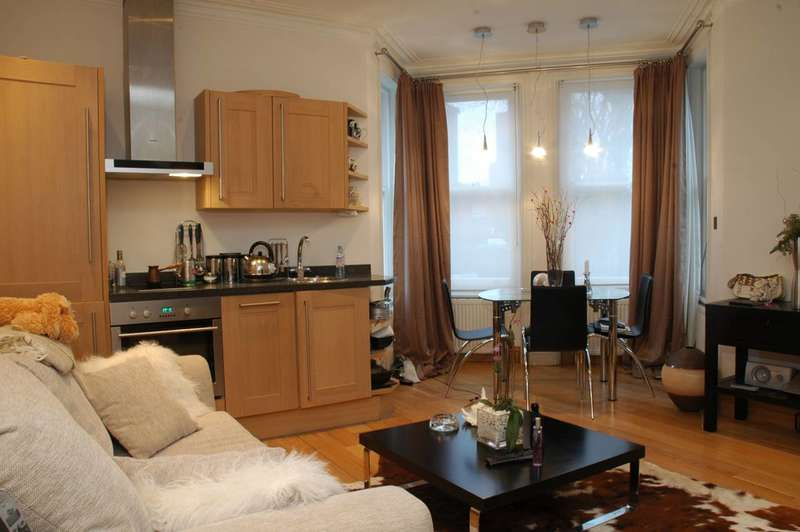 1 Bedroom Flat for rent in Essendine Mansions, St John's Wood, W9
