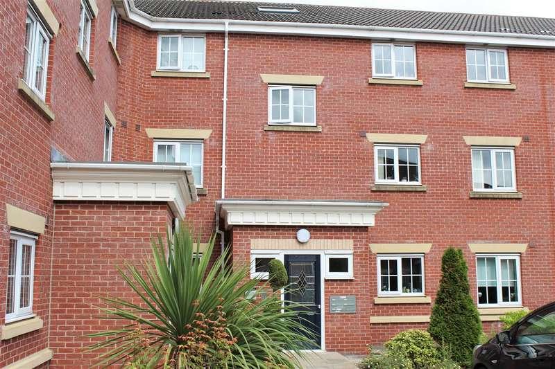 2 Bedrooms Apartment Flat for sale in Brampton Drive, Bamber Bridge, Preston