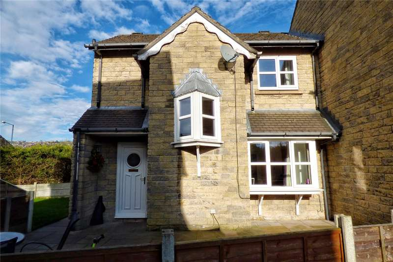2 Bedrooms Semi Detached House for sale in The Spindles, Mossley, OL5