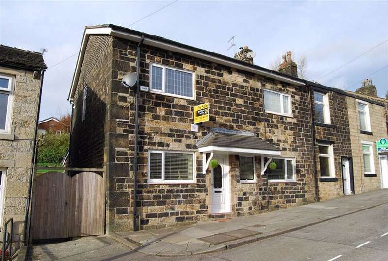 3 Bedrooms Cottage House for sale in Walmersley Road, Bury, Lancashire