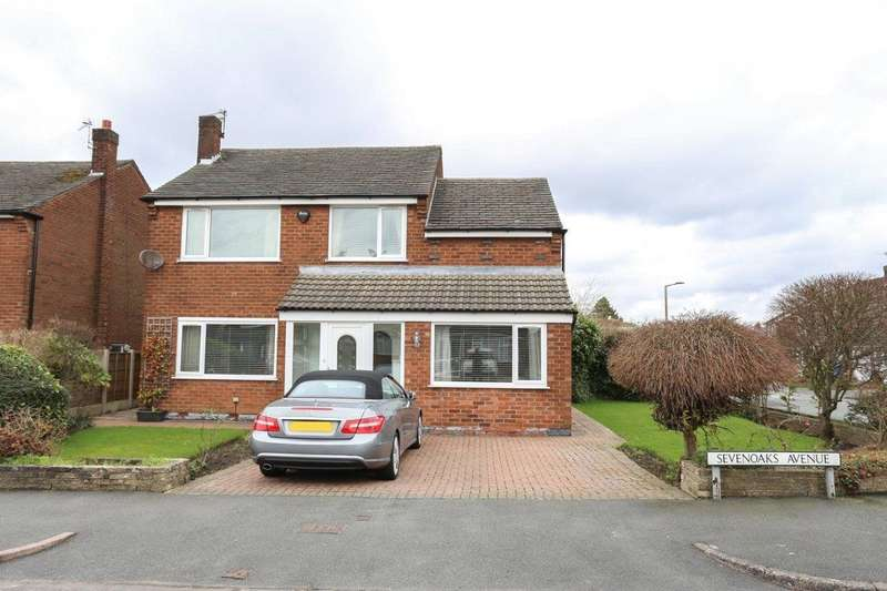 4 Bedrooms Detached House for sale in Sevenoaks Avenue, Heaton Moor, Stockport, SK4