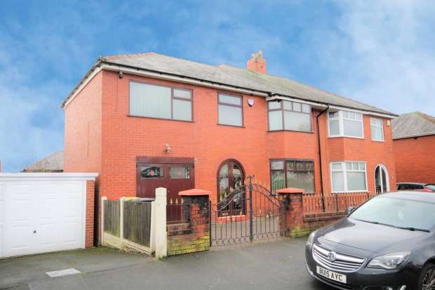 4 Bedrooms Semi Detached House for sale in Cadley Causeway, Preston, PR2