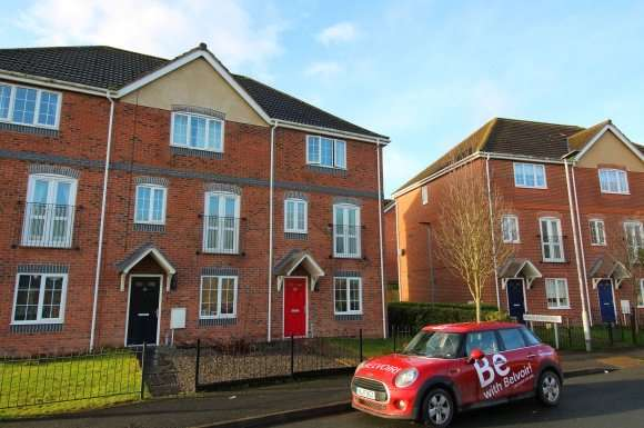 4 Bedrooms Property for sale in Staddlestone Circle, Hereford