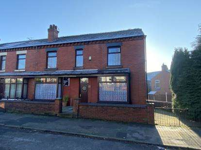 3 Bedrooms House for sale in Wheatfield Street, The Haulgh, Bolton, Greater Manchester, BL2