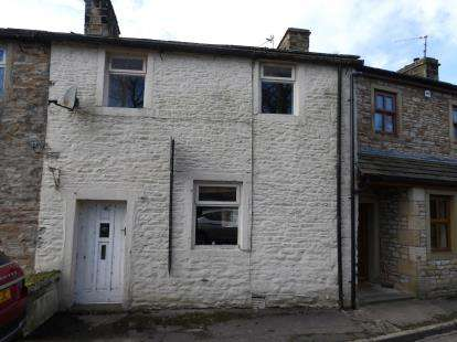 2 Bedrooms Terraced House for sale in Skipton Old Road, Foulridge, Colne, Lancashire, BB8