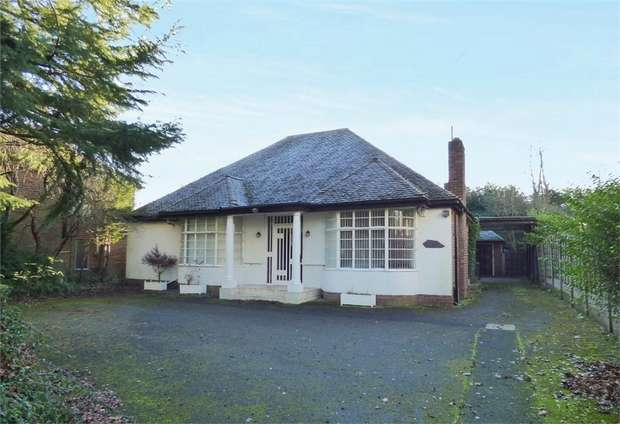 3 Bedrooms Detached Bungalow for sale in Ringley Road, Whitefield, Manchester, Lancashire