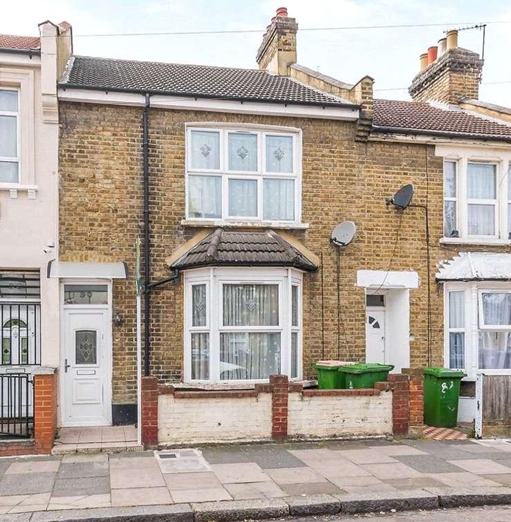 4 Bedrooms Terraced House for sale in Western Road, Upton Park, E13