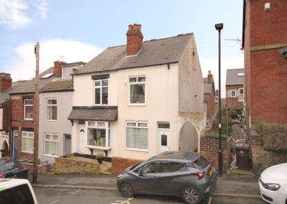 3 Bedrooms End Of Terrace House for sale in Meersbrook Avenue, Sheffield, South Yorkshire