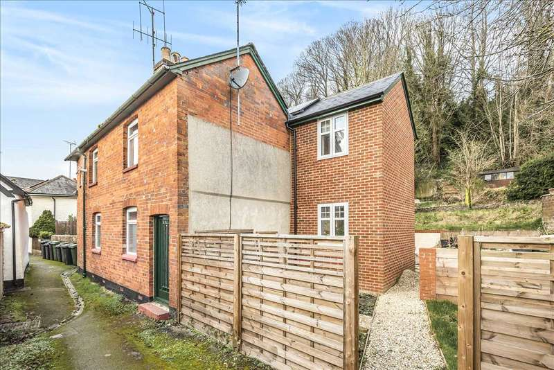3 Bedrooms Detached House for sale in Regleen, The Lynch, Whitchurch