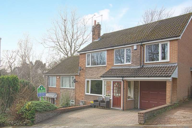 5 Bedrooms Semi Detached House for sale in Orchard Dene, Rowlands Gill, NE39