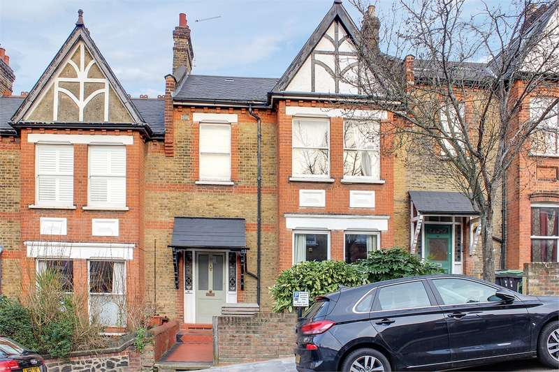 2 Bedrooms Flat for sale in Uplands Road, Crouch End, London