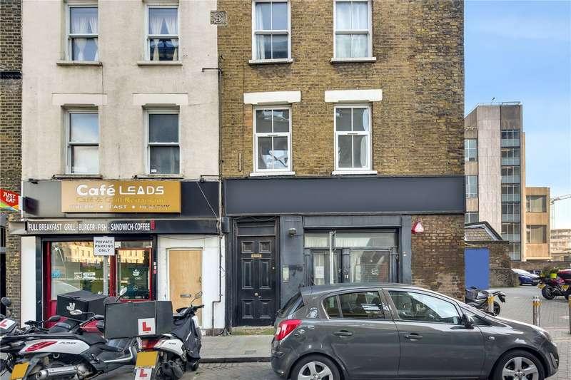 1 Bedroom Flat for sale in East Mount Street, London, E1