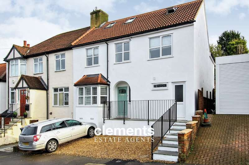 6 Bedrooms Semi Detached House for sale in Manor Estate, Apsley