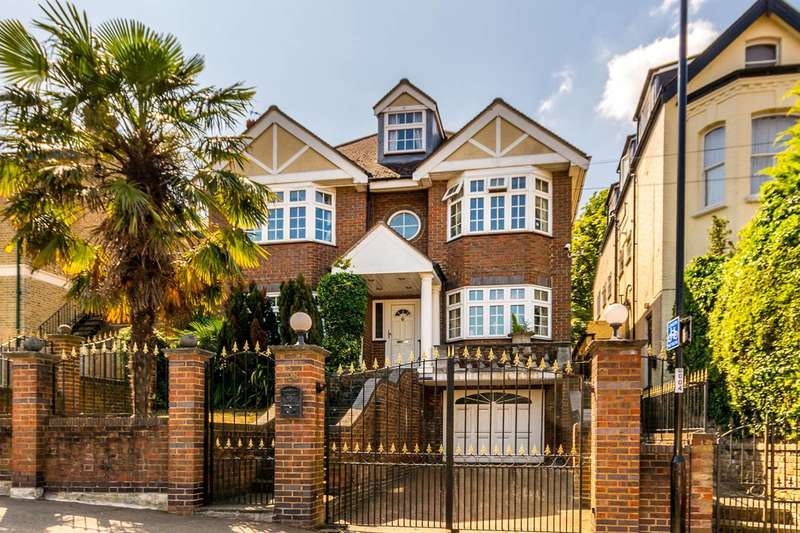 6 Bedrooms House for sale in Duncombe Hill, Forest Hill, SE23