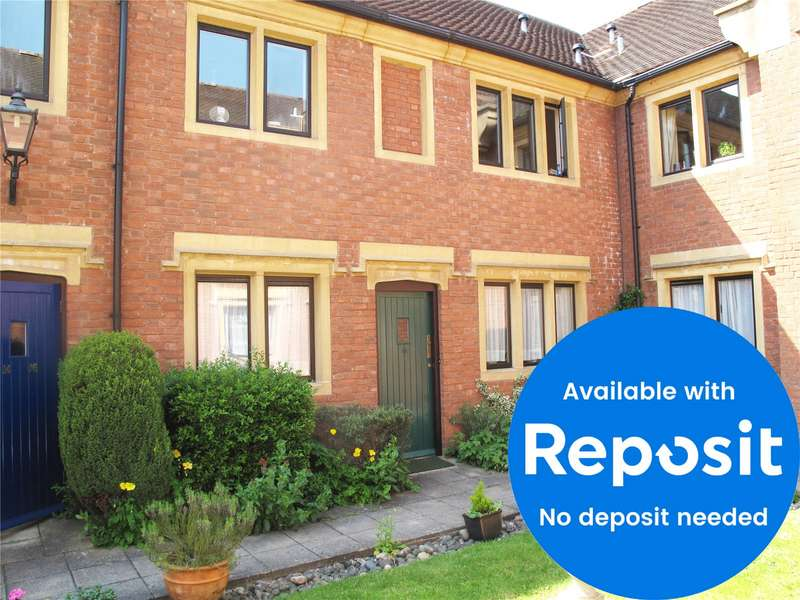 2 Bedrooms Flat for rent in 15 College Court, Ludlow, Shropshire, SY8