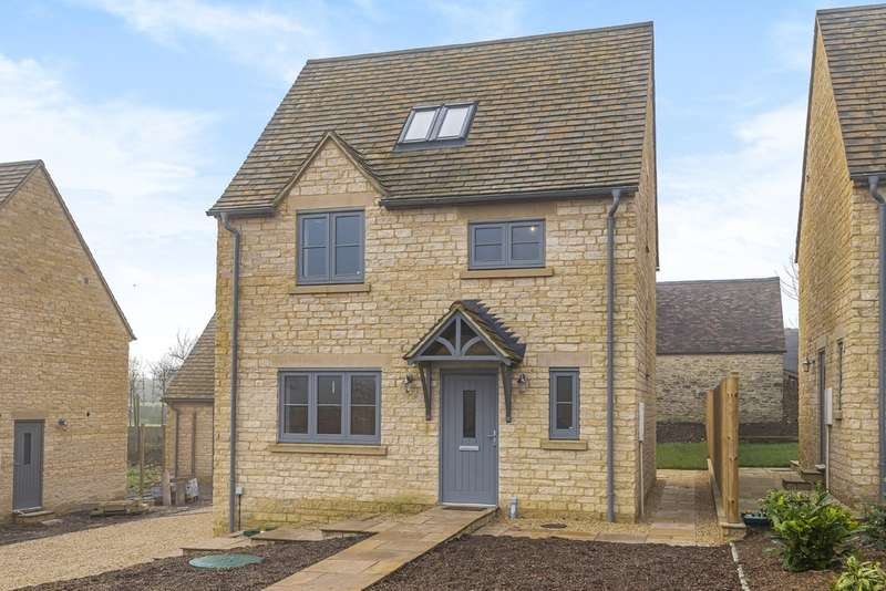 3 Bedrooms Detached House for sale in Nympsfield