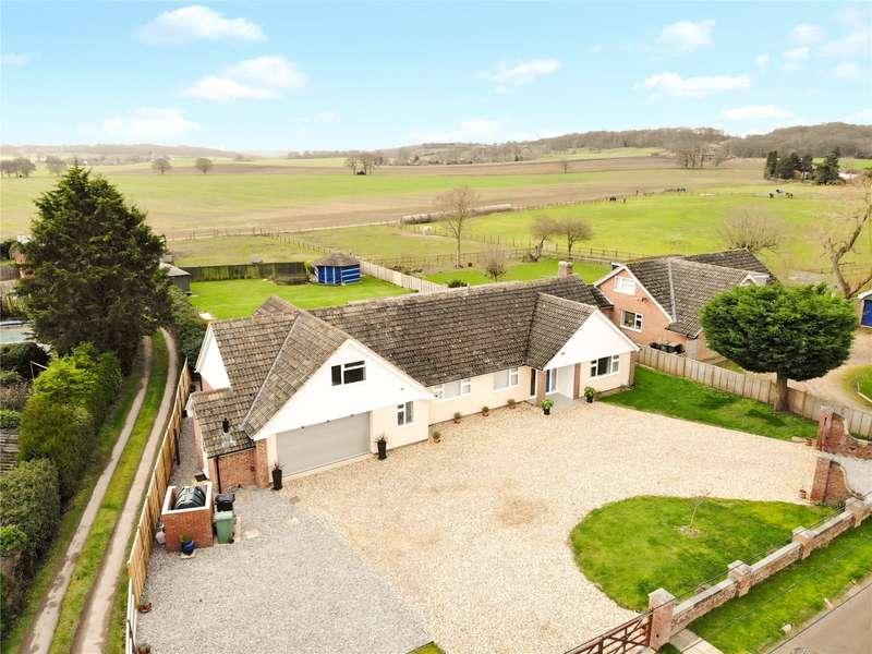 5 Bedrooms Property for sale in Curridge Green, Curridge, Berkshire