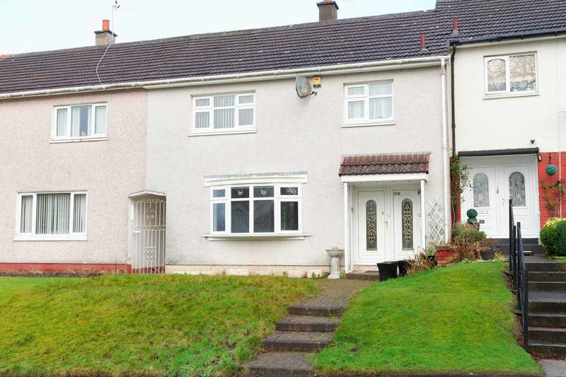 3 Bedrooms Terraced House for sale in Cantieslaw Drive, East Kilbride, South Lanarkshire, G74 3AH