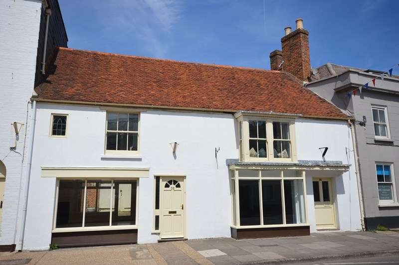 Shop Commercial for sale in St. Thomas Street, Lymington, Hampshire, SO41