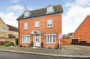 4 Bedrooms Detached House for sale in Gilbert Way, Canterbury, Kent, United Kingdom
