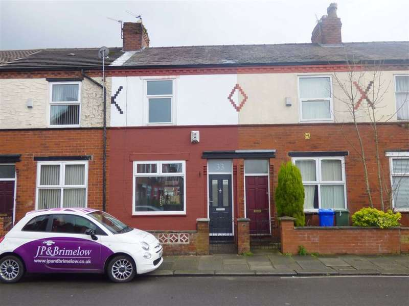 2 Bedrooms Terraced House for sale in Molyneux Road, Levenshulme, Manchester, M19
