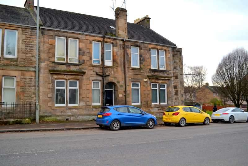 1 Bedroom Flat for sale in Hamilton Road, Halfway, Glasgow