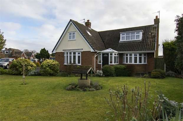 3 Bedrooms Detached Bungalow for sale in The Serpentine, Aughton, Ormskirk, Lancashire