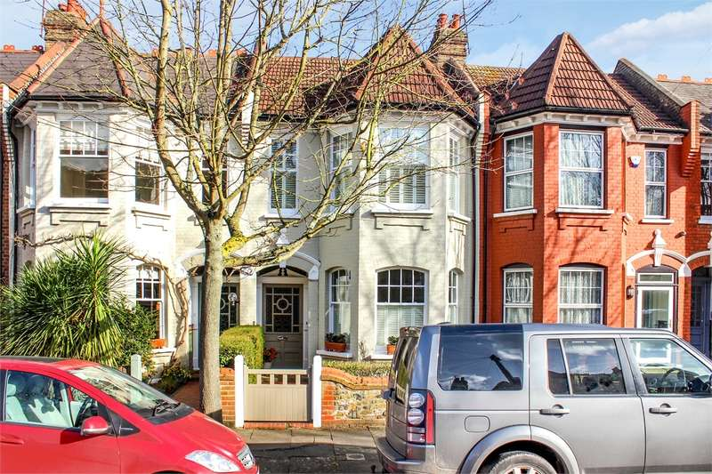 4 Bedrooms Terraced House for sale in Grasmere Road, Muswell Hill, London