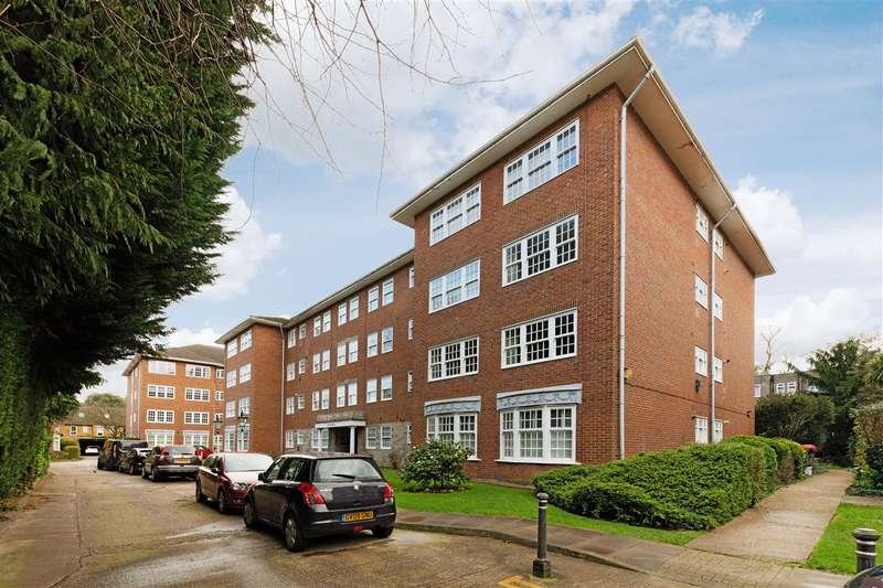 2 Bedrooms Apartment Flat for sale in Chartwell, 80 Parkside, London