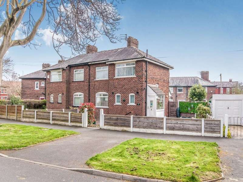 3 Bedrooms Semi Detached House for sale in Greenpark Road, Northenden, Greater Manchester, M22