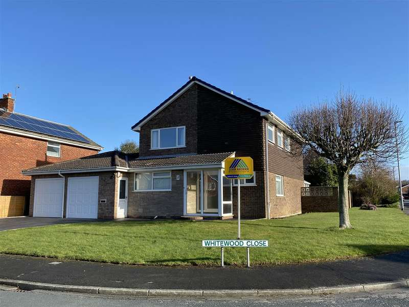 4 Bedrooms Detached House for sale in Whitewood Close, Lytham