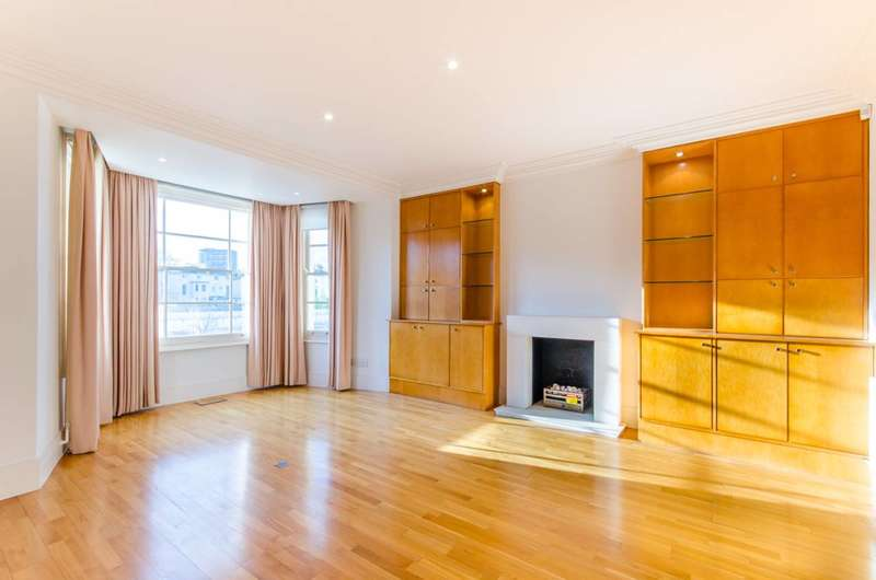 3 Bedrooms Flat for rent in Warwick Avenue, Maida Vale, W9