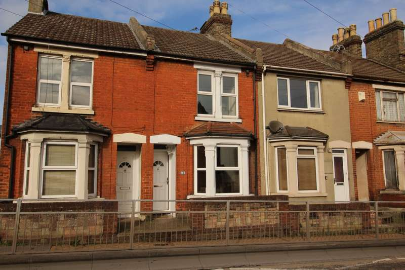 2 Bedrooms House for sale in Luton High Street, Chatham, Kent, ME5