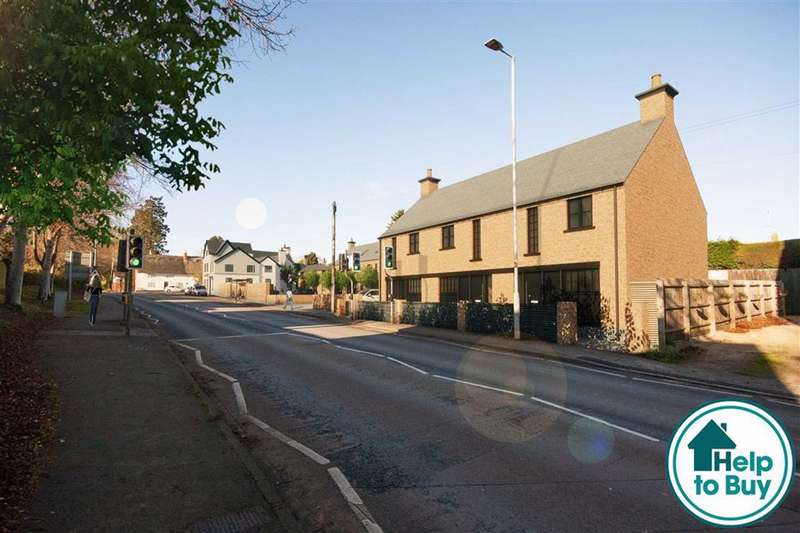 2 Bedrooms Town House for sale in Rose Yard And Crown House, Kibworth, Leicester