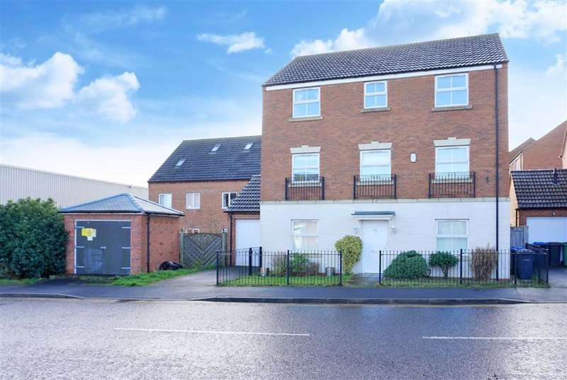 6 Bedrooms Detached House for sale in Lathkill Street, Market Harborough