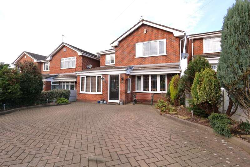 5 Bedrooms Detached House for sale in Reid Close, Denton, Manchester, M34