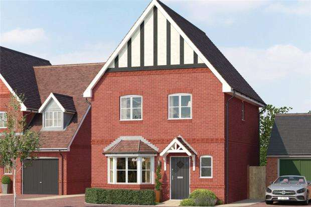 3 Bedrooms Detached House for sale in Finchwood Park, Finchampstead, Berkshire