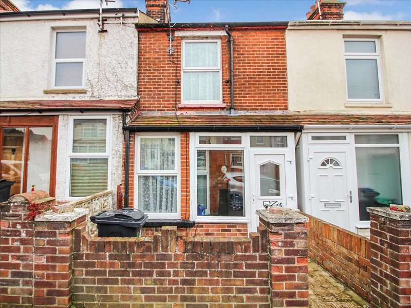 2 Bedrooms Terraced House for sale in Birch Avenue, Harwich