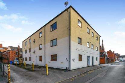1 Bedroom Flat for sale in Palace Court, 16 Alfred Street, Rushden